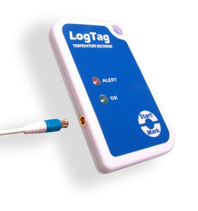 LogTag® TREX-8 Temperatur-Datenlogger