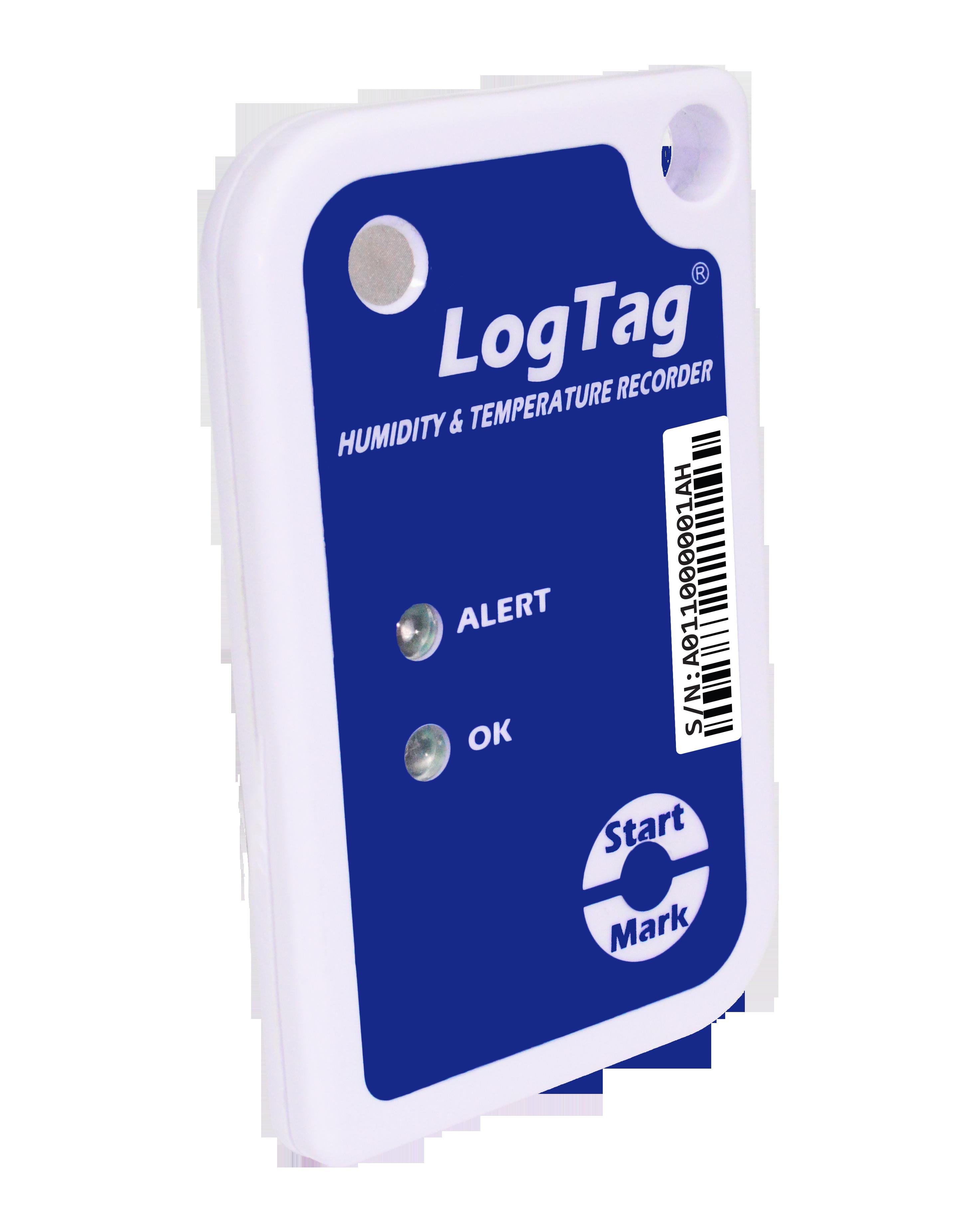 LogTag® HASO-8 Einweg-Feuchte- und Temperatur-Datenlogger