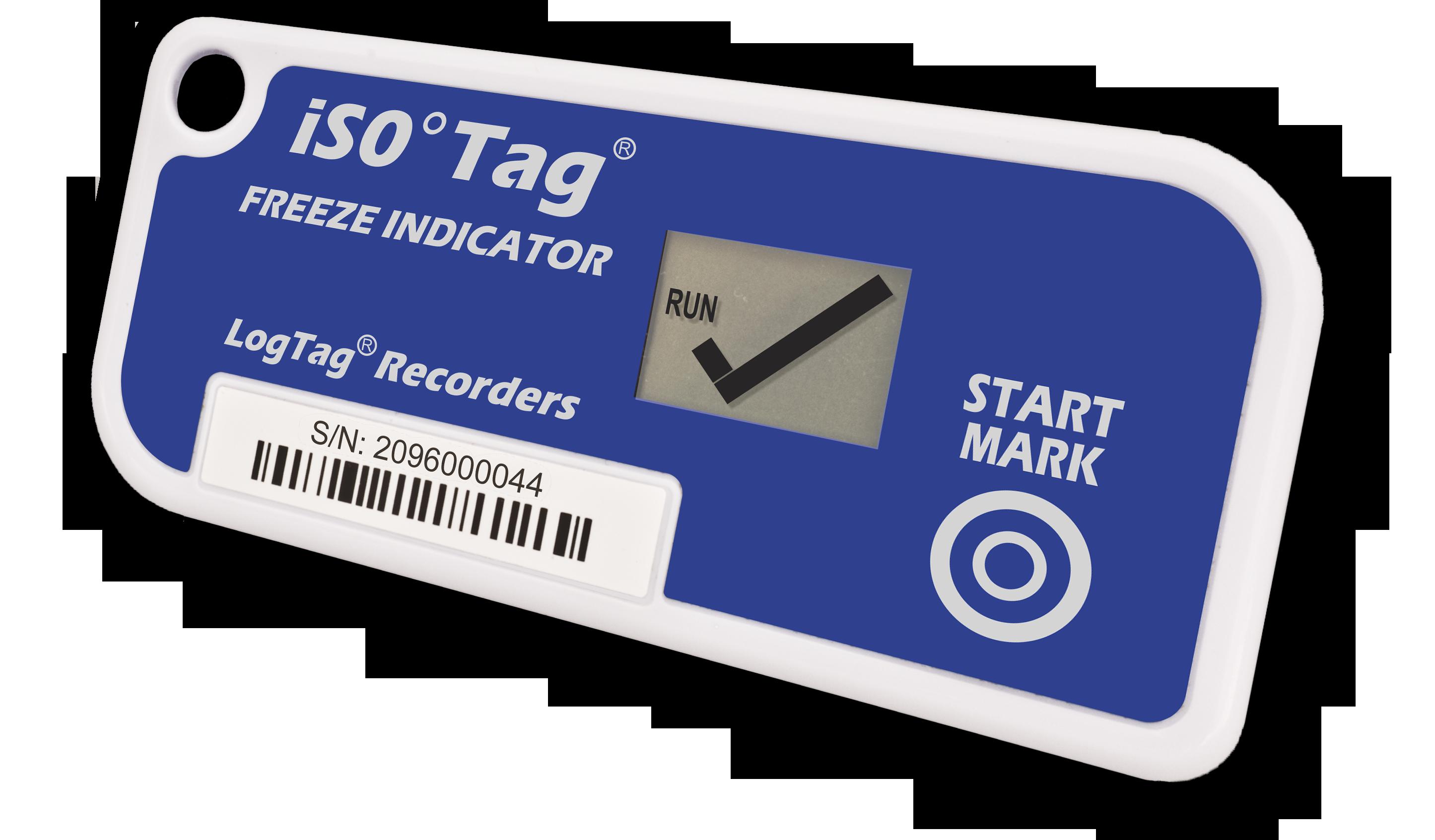 Gefrier-Indikator LogTag® TICT iS0°Tag