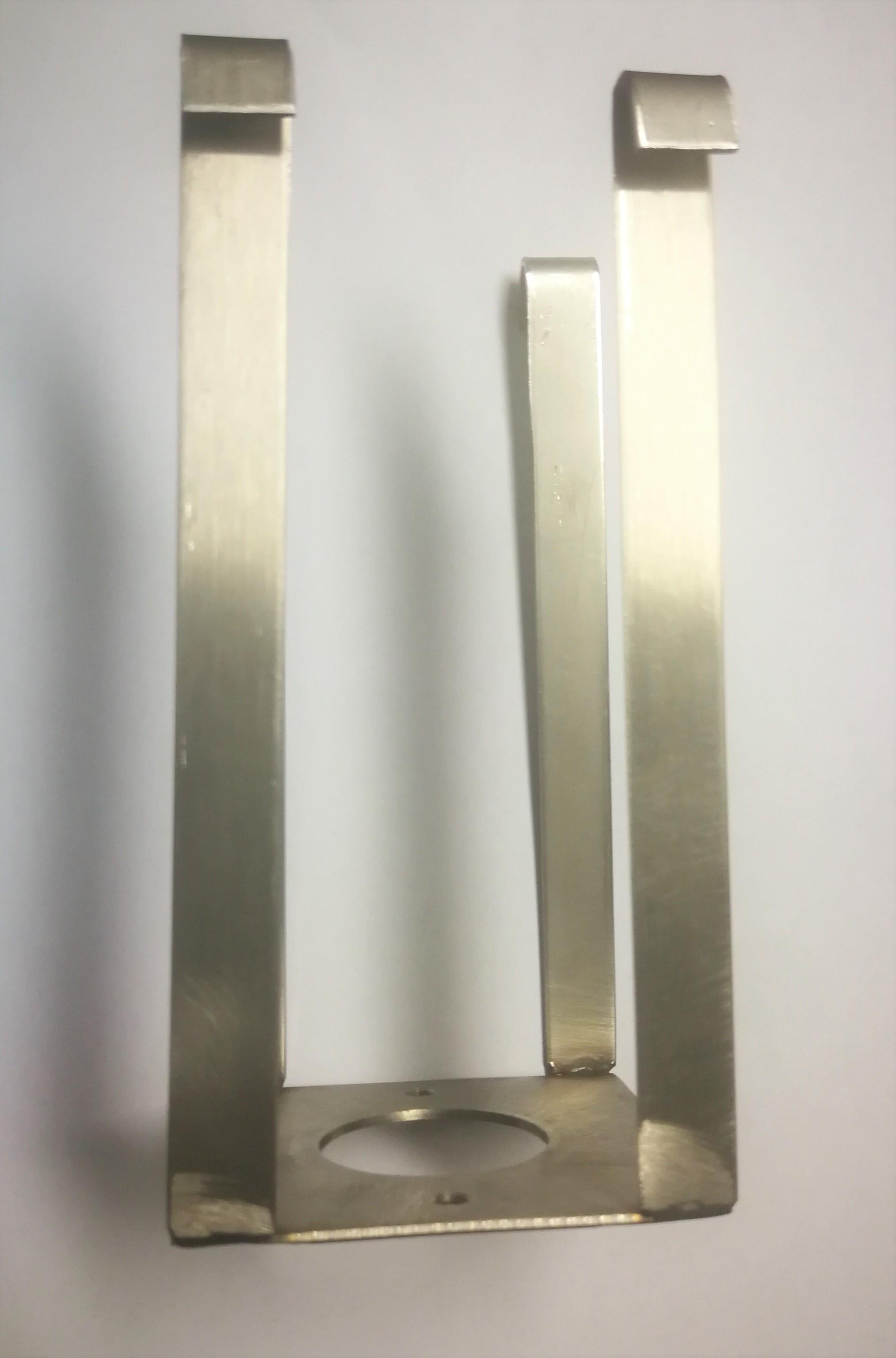 Aluminiumhalter für Taupunktspiegel