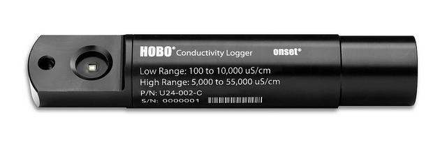 HOBO U24-002 Salzwasser-Leitfähigkeit / Salzgehalt-Datenlogger