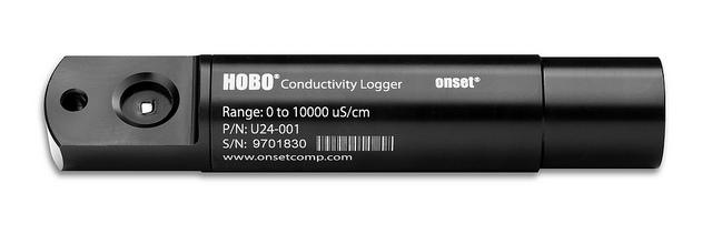 HOBO U24-001 Süßwasser-Leitfähigkeits-Datenlogger