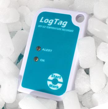 LogTag® SRIL-8 Einweg-Ultra-Tieftemperatur-Datenlogger