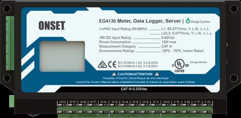 EG4130 'Pro' Messzähler/Datenlogger mit 30 Eingängen