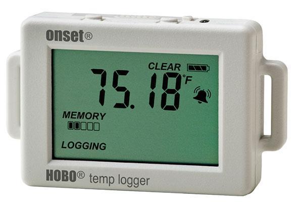 HOBO UX100-001 Datenlogger-Temperatur
