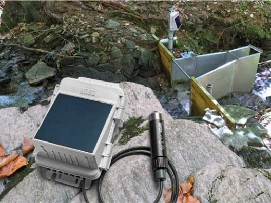 HOBO Micro RX Wasser Stand Station (Batterie)