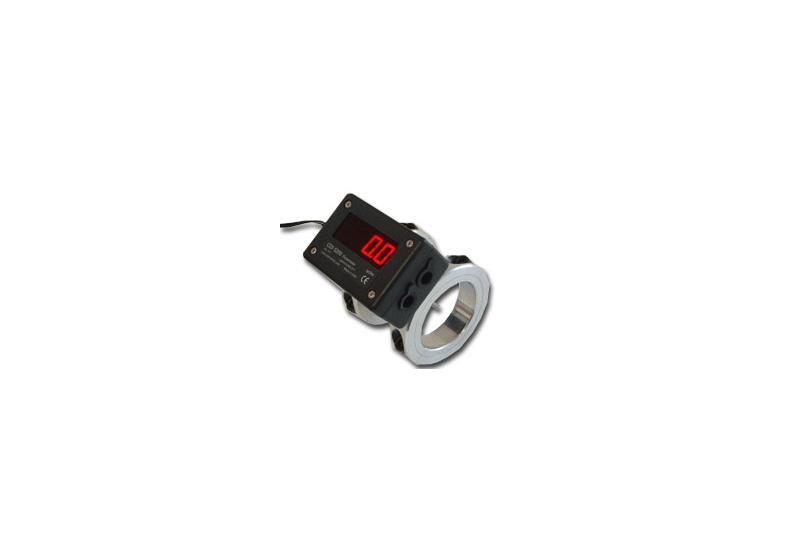 Druckluft-Durchflussmesser für 1 bis 80 SCFM