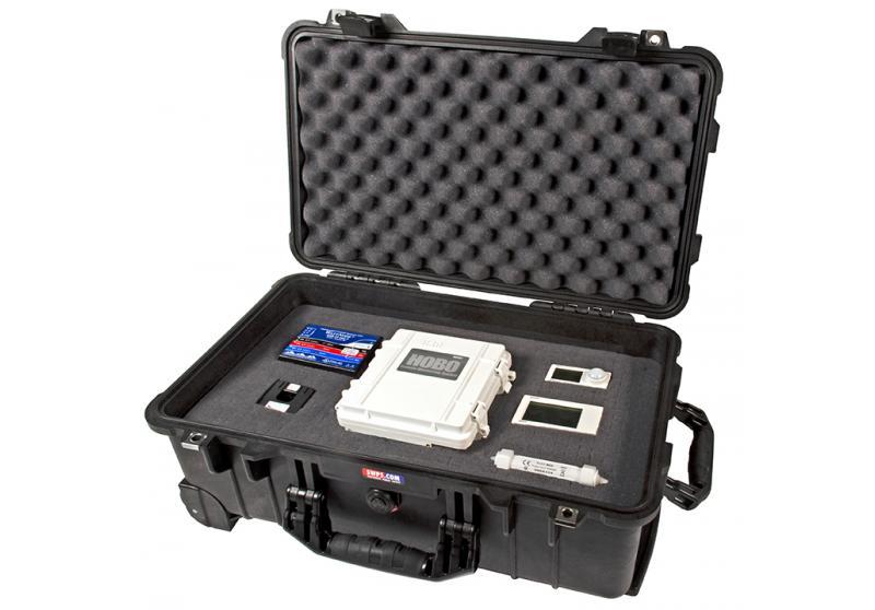 Pelican Case, Transport-Box für HOBO Datenerfassungsgeräte