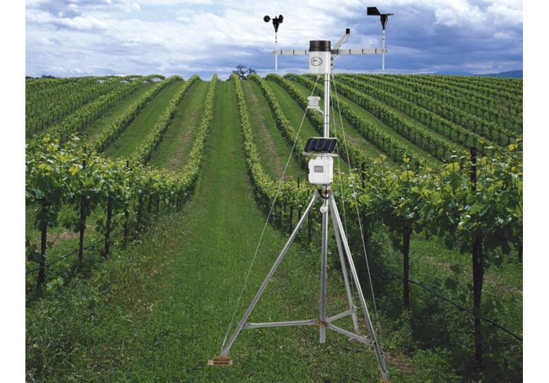 U30-NRC Datenlogger Wetter Station