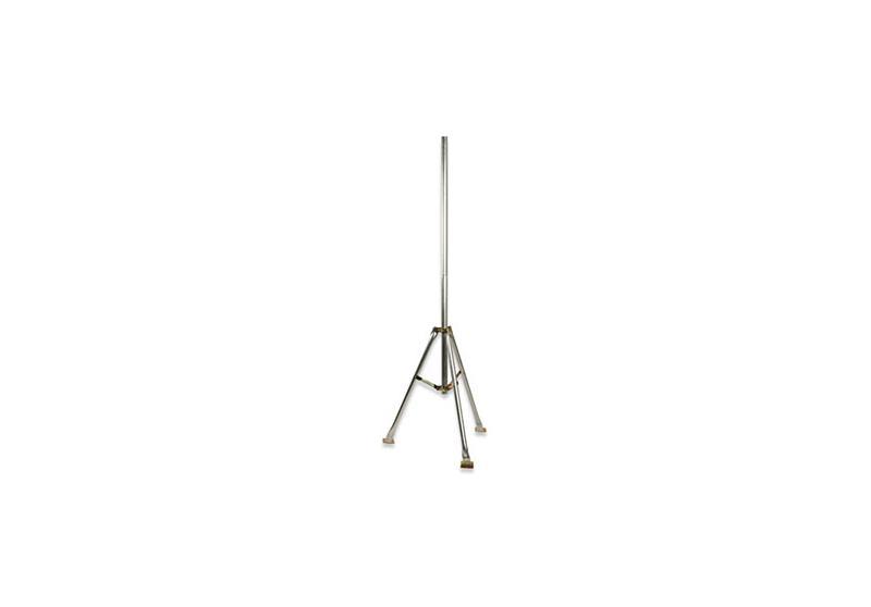 2-Meter Dreibeinmast für HOBO Wetterstationen