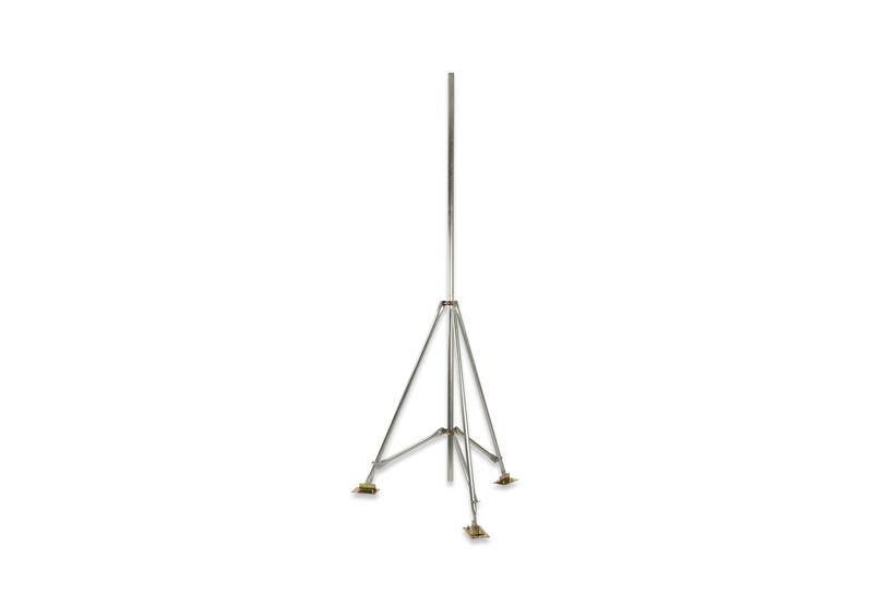 3-Meter Dreibeinmast für HOBO Wetterstationen