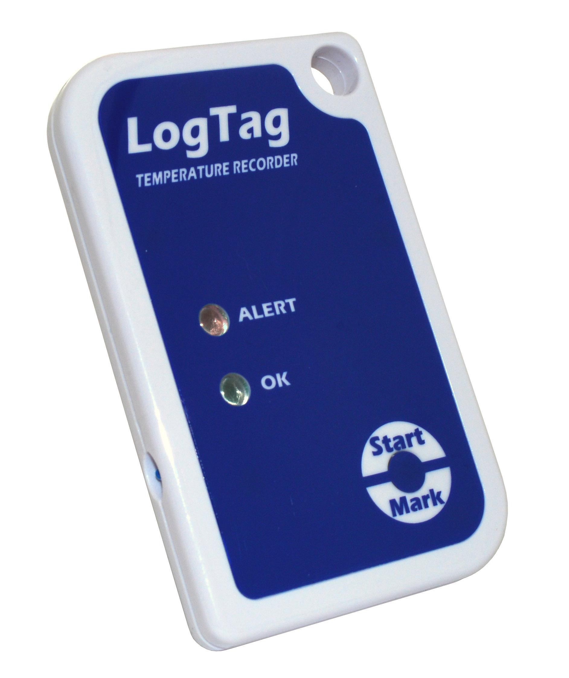 LogTag® SRIC-4 Einweg-Temperatur-Datenlogger