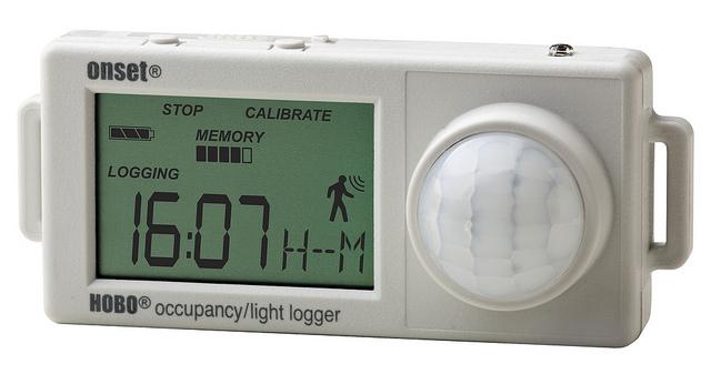 HOBO UX90 Raumbelegung/Licht-Datenlogger 12 Meter