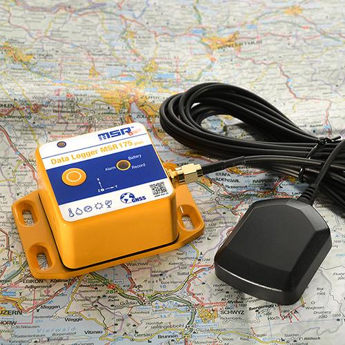 GPS Datenlogger MSR175plus