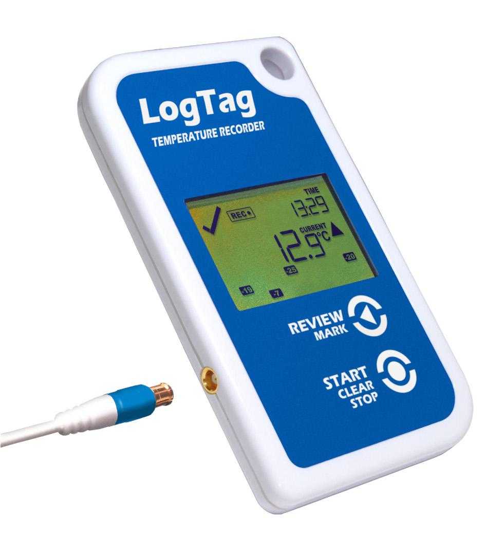 LogTag® TRED30-16R Temperatur-Datenlogger mit akustischem Alarm