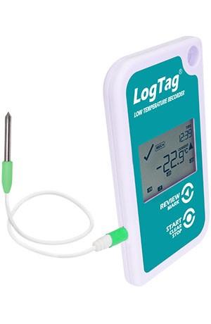LogTag® TREL30-16 Ultra-Tieftemperatur-Datenlogger mit akustischem Alarm