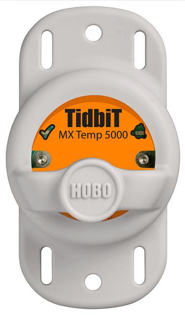 HOBO TidbiT MX2204 Temperatur-Datenlogger