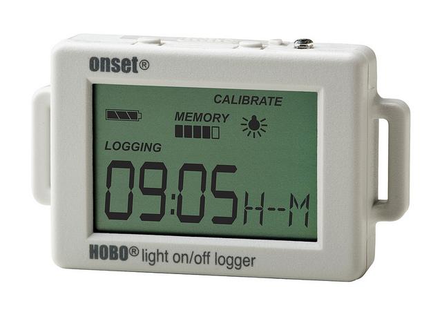 HOBO UX90 Licht an/aus-Datenlogger