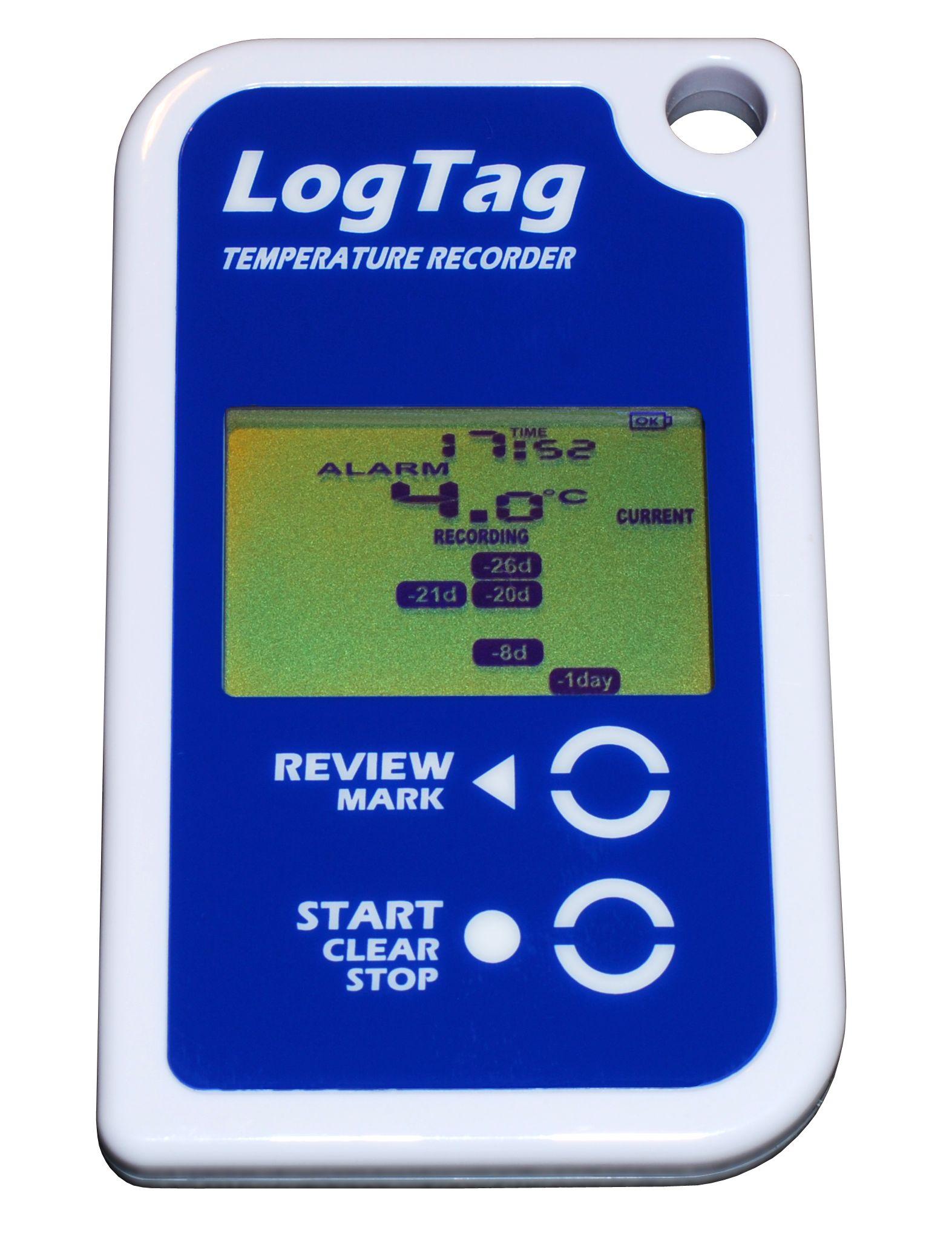 LogTag® TRID30-7 Temperatur-Datenlogger